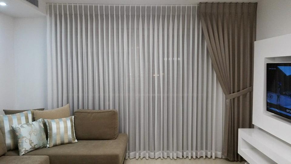 Tendaggi Moderni: idee per le tende di soggiorno, cucina e ...