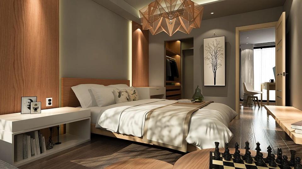 Camera Da Letto Stile Minimalista : La camera da letto minimal: come ricreare questo stile idee