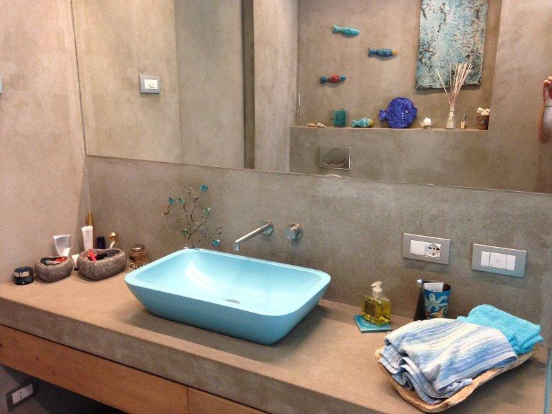 bagni resina interno