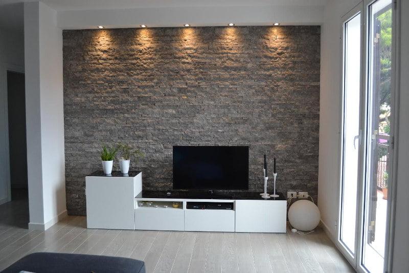Pareti in pietra: il meglio per una decorazione solida e duratura ...