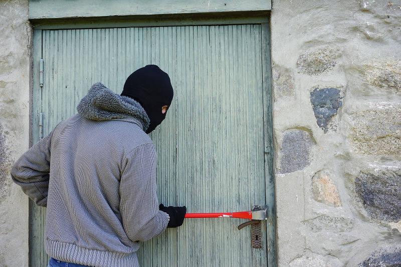 serratura di sicurezza interno