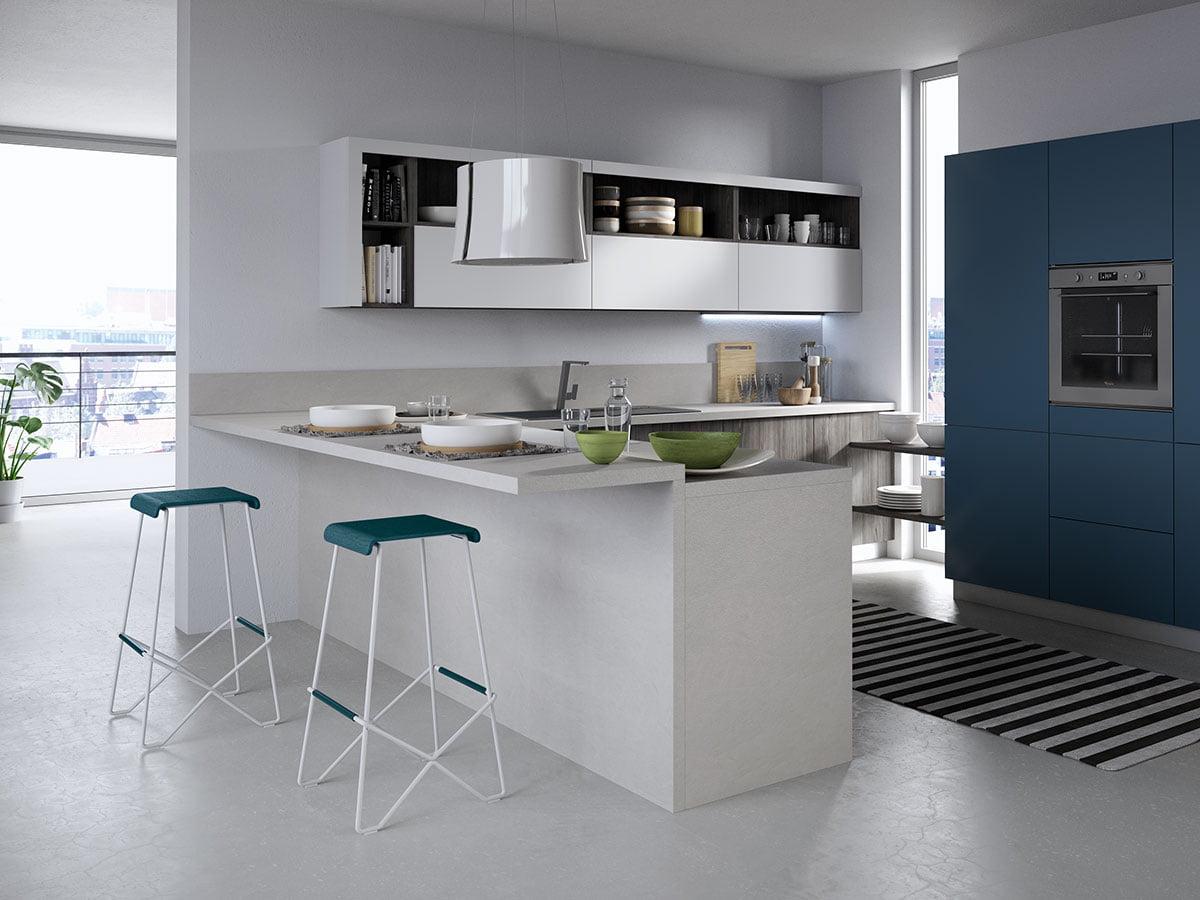 Sgabelli di design per bar e per la cucina: caratteristiche