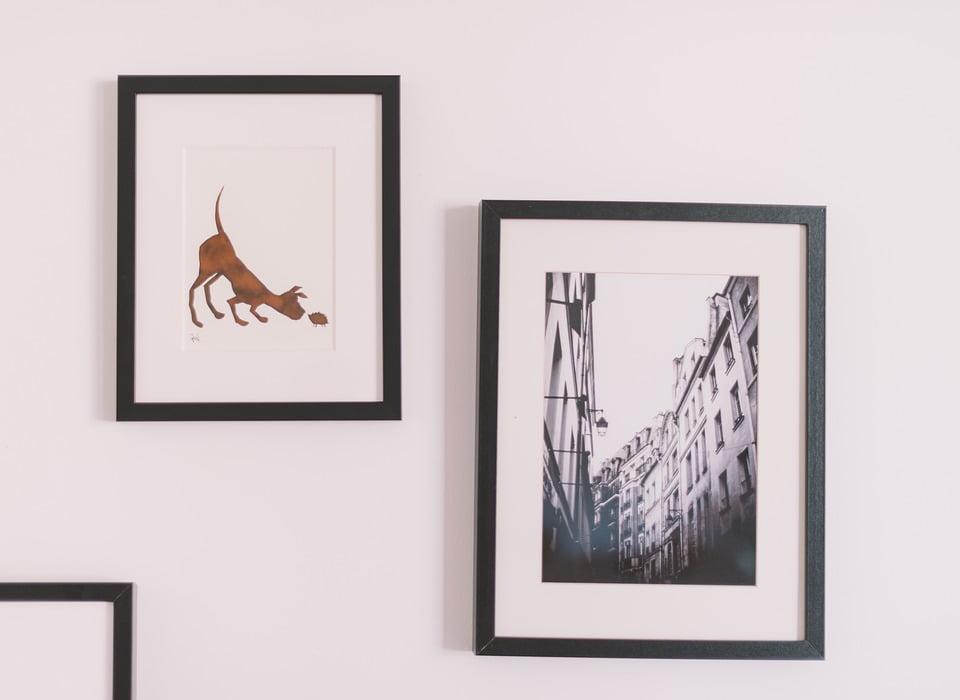 Decora le pareti di casa con i quadri Leroy Merlin, Ikea...
